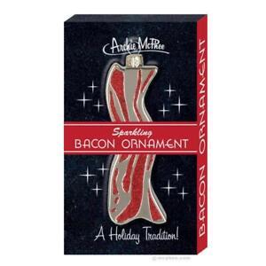 Bacon Ornament Christmas Tree Topper! Xmas Decoration Décor Holiday