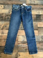 NWT Gymboree Girls Super Skinny Denim Jeans Size 10