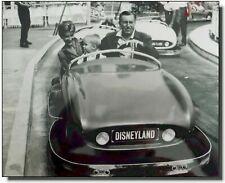 Walt Disney Daughter Diane Grandson Walt E Disney Miller 1955 Autopia Disneyland
