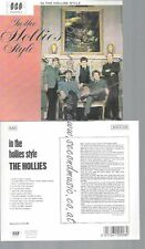 CD--THE HOLLIES--IN THE HOLLIES STYLE