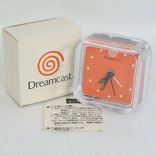 Dreamcast Mini Alarme Horloge Emballé HQ6833 SEGA Officiel 1552