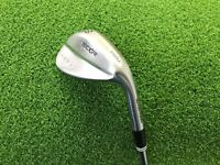 NICE Tru Form Forged SCOR 4161 V-Sole 60* LOB WEDGE Right Steel STIFF Titleist