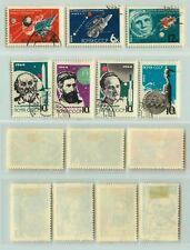Russia USSR, 1964 SC 2883-2889 used. f5034