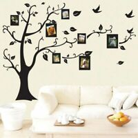 Tree Wall Family Sticker 3D Home Decor Picture Photo Frame Removable Mural Art