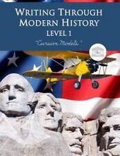 Writing Through Modern History Level 1 Cursive Models by Kimberly Garcia...