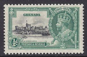 GRENADA 1935 SILVER JUBILEE SG145 ½d MOUNTED MINT