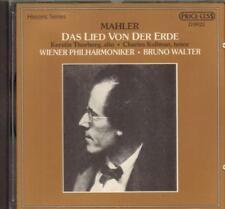 Mahler(CD Album)Das Lied Von Der Erde-New