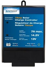 7 Amp Solar Charge Controller 12-Volt Battery Overcharge Discharge Power Current