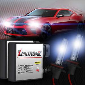 Xentronic Slim HID Kit 9005 9006 H1 H3 H4 H7 H10 H11 H13 5202 6000K 5000K Xenon