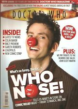 *DOCTOR WHO MONTHLY # 406 - WHO NOSE? COMIC RELIEF SPECIAL [NnO]