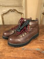 New Eastland American Eagle Mountaineering Hiking Boots Brown Leather Mens 12 #1