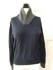 maglia maglione donna fred perry lana taglia S