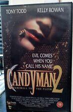 CANDYMAN 2 VHS VIDEO BIG BOX
