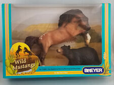 Breyer 754803 Classic Dun Appaloosa Mustang with Bear Model Horse - NIB