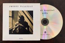 Promo JOHNNY HALLYDAY Ultra Rare CDS SEUL, l'un des 2 Derniers CDS