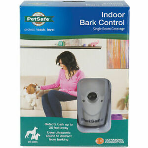 PetSafe Ultrasonic Indoor Bark Control Stop Dog Barking PBC00-15266