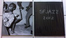 """CATALOGUE FESTIVAL N° 10/800 EX """"SF JAZZ 2012"""" - TBW BOOKS - MAGNUM PHOTOS"""