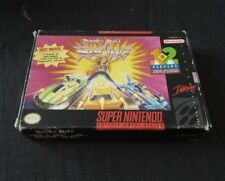 Super Nes USA ROCK N ROLL RACING SUPER NINTENDO SNES