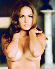 CATHERINE BACH NAKED ARMS OVER CHEST COLOR 11X14 PHOTO