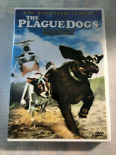 Plague Dogs - DVD Region 1 english - The animated classic
