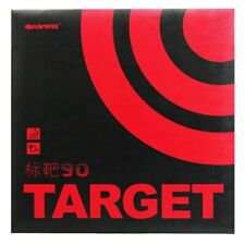 New listing Sanwei Target 90 table tennis Rubber (UPDATED PRICE FOR 2021)