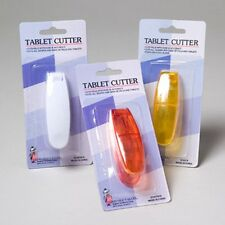 NEW Pill Cutter Tablet Splitter Slice Pills Vitamins Medicine Safely