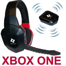 Wireless Gaming Stereo Headphones microphone for XBox One Noise Reduction NEW