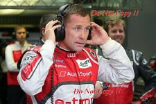 Tom Kristensen Audi 9 Times Le Mans Winner Portrait Photograph 4
