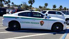 GREEN LIGHT POLICE U.S. PARK RANGER LAW ENFORCEMENT DODGE CHARGER CUSTOM UNIT