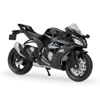 NEW 1:18 Scale WELLY 2017 Kawasaki Ninja ZX10-RR Motorcycles Diecast Model Toys