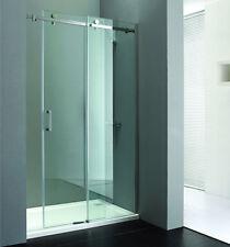 Nischenabtrennung Duschwand Nische duschtür Dusche 8mmGlas 120cm MSSP2-120