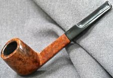 Old Refurbished Bewlay Vintage Diamond Shanked and Stemmed Billiard from 1970s.
