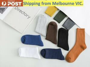 7 pairs durable Winter crew mens socks warm cotton work boot sport socks