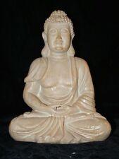 STATUA ARREDO BUDDHA BUDDA FORTUNA SOLDI INDU PROTEZIONE AMULETO INDIA ETNICO 4B