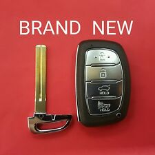 NEW OEM Hyundai TUCSON 2016-2017  Smart Key 4B Hatch FOB FCC TQ8-FOB-4F07