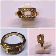 Goldring von Jette Joop 585er Gold mit 23 Brillanten 0,023 ct Gold Ring Gr.56