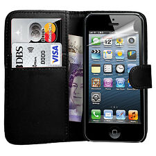 New Luxury Flip Leather Stand Wallet Magnetic Moblie Phone Case For Apple iPhone