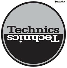 Technics Slipmat 60661 Moon 1 SILVER/BLACK Mirror Original / Brand New