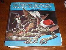 Gremlins 45/BOOKLET Escape From The Gremlins Story 3 SEALED