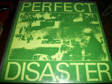 The Perfect Disaster – Perfect Disaster - LP - 1987 - Glass Records