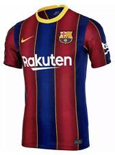 FC Barcelona 20/21 Home Nike Stadium Soccer Jersey Size M Cd4232-456