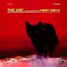 "JIMMY SMITH ""THE CAT""  CD 8 TRACKS NEW!"