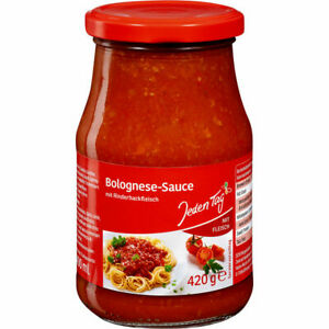 """Jeden Tag"" Nudelsauce Bolognese   12x420 gr"