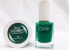 Color Club Nails SERENDIPITY Dipping Powder + Matching Nail Polish ~ 2ct Combo ~