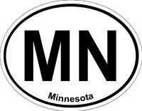 Oval (Minnesota); State Bumper Sticker