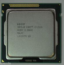 Intel Core i3 2120, 3,3 GHz Dual-Core sr05y disimballato solo CPU