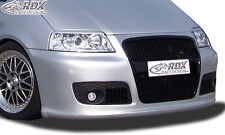 RDX Stoßstange Seat Alhambra 2000-2006 Front Schürze Vorne Spoiler