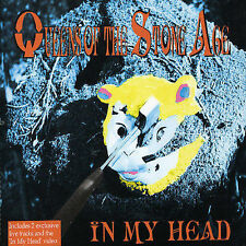 Queens Of The Stone Age – In My Head [ECD] UK Import Maxi CD, 2005, Interscope