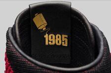 Jordan 1 Retro High FlyKnit SZ 9.5 919704-001 bred banned black toe chicago red