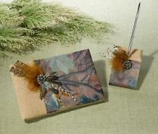 Camouflage Guest Book & Pen Set